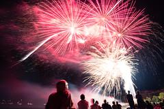 Joyeux anniversaire la Suisse (prenzlauerberg) Tags: 2018 suisse switzerland schweiz 1835 cortaillod fetenationale feux feuxdartifices lac lacdeneuchâtel lake neuchatel fireworks nationalday nikon nikond610