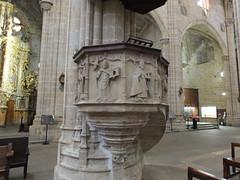 Catedral - Púlpito 3 (albTotxo) Tags: tortosa tarragona cataluña españa