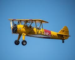 Stearman_117765 (gpferd) Tags: 2xteleconverter airplane boeingn2s people stearman vehicle vintageairplane