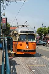 IMG_9259 (mudsharkalex) Tags: california sanfrancisco sanfranciscoca fishermanswharf streetcar sfmuni
