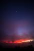 Sunset under the Moon (ArneKaiser) Tags: hawaii landscape maui clouds cloudscape panorama sky sunset weather