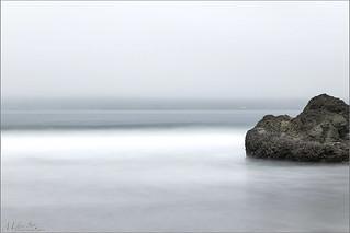 Cloudy Beach - [Minimum]