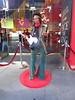 Wax Jimi Hendrix on 42nd Street 0147 (Brechtbug) Tags: wax jimi hendrix 42nd street musician museum statue waxworks display madame tussauds midtown manhattan nyc 04232018 new york city 2018 royal uk england brit britain british music rock roll