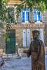 Saint - Pierre Empont (dionkap) Tags: saint orlean france square statue