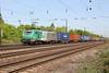 CTL 37021-9 Containerzug, Graben-Neudorf (TaurusES64U4) Tags: prima bb37000 akiem ctl