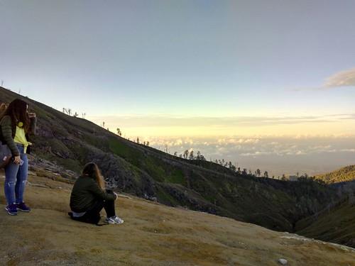 Sunrise di Gunung Ijen