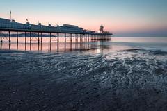 Paignton Pier (Rich Walker75) Tags: paignton pier devon landscape landscapes landscapephotography beach beaches sunrise dawn england colour canon eos80d eos