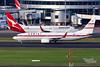 VH-VXQ QF B738 RRii YSSY-7760 copy (A u s s i e P o m m) Tags: mascot newsouthwales australia au qantas qf boeing b738 syd yssy sydneyairport retrorooii