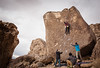 Black Magic - Tracy (edwinyang814) Tags: bouldering sadboulders happyboulders bishop rockclimbing buttermilks blackmagic
