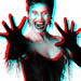 Forever Knight - Anaglyph Janette DuCharme Vamped Out