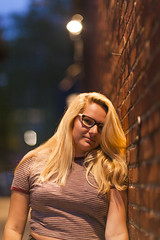 4-23-18 DT Shoot-3399 (spencer Hart Photography) Tags: 85mm canon bokeh raleigh nc downtown urban 5dmkii f12 northcarolina night neon spencersstock railroad bridge skyline cityscape city