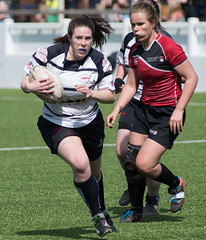 Preston Grasshoppers Ladies - Lancaster Uni Ladies April 21, 2018 28996.jpg (Mick Craig) Tags: action hoppers fulwood upthehoppers rugby preston 4g lancasteruni lancashire union agp prestongrasshoppers ladies lightfootgreen rugger uk sports