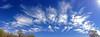 Sky.  New Mexico, USA. (cbrozek21) Tags: sky clouds cielo nubes chmury niebo newmexico panorama