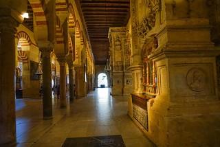 Mezquita Kathedrale in Cordoba