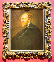 Selfie Pieter Paul Rubens (Hans van der Boom) Tags: holiday vacation europe italy firenze florence uffizi museum art rubens selfie portraut tuscany it