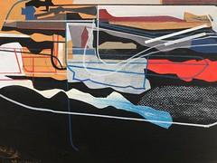 Jim Harris: Probe VII Redux. (Jim Harris: Artist.) Tags: art arte maa maalaus malerei málverk makabe målning malerkunst nippon mars japan technology technik weltraum space cosmos painting peinture