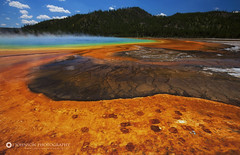Grand Prismatic Spring (jjohnsonphotography1) Tags: grand prismatic spring yellowstone national park geyser buffalo tracks hot wyoming