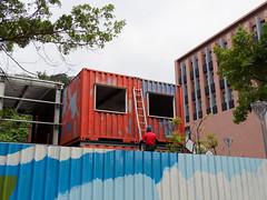 P4250013 (Mickey Huang) Tags: olympus epl6 pen lite lumix g 20mm f17 西子灣 kaohsiung taiwan mft m43 street snap