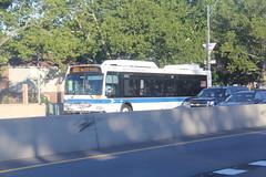 IMG_9820 (GojiMet86) Tags: mta nyc new york city bus buses 2009 orion vii ng hlf 4030 q50 whitestone bridge