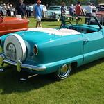 1955 Nash Metropolitan Convertible thumbnail