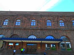 Hartford Union Station (Hartford, Connecticut) (jjbers) Tags: hartford train station union downtown connecticut state capitol trainline line amtrak rail june 2018 15