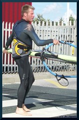 surf suit 1 (TheShadow1) Tags: wetsuit windsurfing wet water men man rubber gay swim speedos spandex swimming