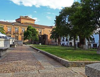 Plaza del Corazón de María