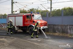 Verkehrsunfall L3017 Breckenheim 20.07.18 (Wiesbaden112.de) Tags: breckenheim christoph77 crash elrd eingeklemmt eingeschlossen feuerwehr l3017 nef rtw rettungshubschrauber verkehrsunfall wiesbaden lna olrd unfall