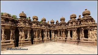 8061 - Kailasanathar temple, Kanchipuram