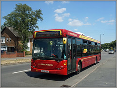 1875 'Aria' (Jason 87030) Tags: bus midlands west brum birmingham summer 2018 july maroon red wheels heartlandshospital 28 lucky number service route coleshillroad aria girls name bucklandend work shot hoot session shoot bx58szc 1875 nxwm nationalexpress scania omnilink