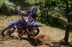 Enduro moto Vagney (Manonlemagnion) Tags: sport enduro moto terre sec soleil chaleur nature nikond7000 70200mm