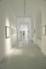 Gugging (Marie Kappweiler) Tags: austria gugging museum musée kunst art historique indoor artbrut perspective zentralperspektiveperspectiv