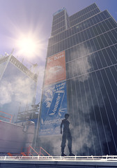rules of verticality (Rakkhive) Tags: mirrorsedge parkour faith rooftops skyscrapper buildings glass architecture screenshots gamephotography screenarchery gedosato