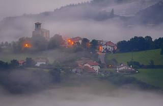 Mas niebla - More fog