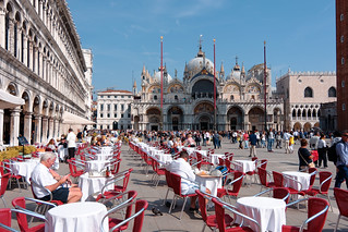 Venezia / Piazza San Marco / Basilica