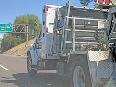 Edco Dumpster Hauler 7-24-18 (4) (Photo Nut 2011) Tags: california garbage garbagetruck trashtruck sanitation wastedisposal refuse waste trash junk sandiego edco