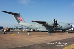 A400M-416-ZM416-14-7-18-RAF-FAIRFORD-RIAT18-(2) (Benn P George Photography) Tags: raffairford riat18 14718 bennpgeorgephotography a400m zm421 ec400 airbus zm416 zm411