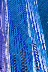 A world of windows (SemiXposed) Tags: glass windows melbourne cbd apartments blue outdoors