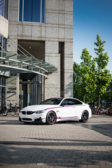 DTM Champion Edition (MvdD Automotive Photography) Tags: bmw m4 dtm champion edition white car carspotting carphotography mvddautomotivephotography thenetherlands rotterdam
