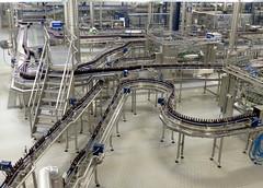 Domino Day? (Anke knipst) Tags: flensburg germany brauerei flaschen bottles brewery flensburger bier beer