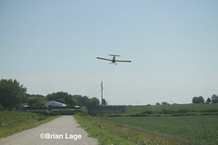 Planes, Trains & Trucks(1) (eslade4) Tags: iarr iowariverrailroad exiac exmstl excnw cropduster iarr3004 gp30 iarr3802 gp38 exarzc