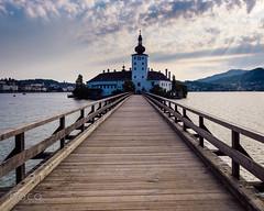 Gmunden, Schloss Ort (Slobodan Siridžanski) Tags: boca gmunden schlossort 2018 oberösterreich austria at