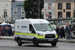 Garda Ford Transit (172D23144). (Fred Dean Jnr) Tags: august2018 galway gardasiochana ford transit 172d23144 eyresquaregalway