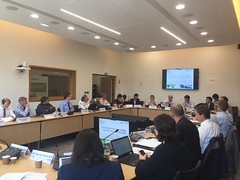 Presentations during the workshop (International Transport Forum) Tags: itf oecd internationaltransportforum transport transportpolicy decarbonisingtransport climatechange road freight logistics alternativefuels vehicleefficiency emergingmarkets disruptivetechnologies