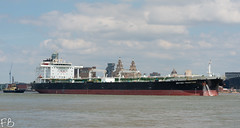 British Tradition (frisiabonn) Tags: british tradition crude oil tanker bp petroleum large vehicle ship water wirral liverpool england uk britain marine vessel river mersey merseyside sea shore waterfront maritime boat outdoor birkenhead tug tugboat svitzer stanlow
