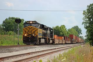 NS 25E-16 - Trenton, Michigan