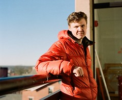 Spencer (Paul.Friedman) Tags: portrait mamiya rb67 kodak portra 400 sekor c 90mm f38