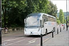 Edwards Coaches BV17GUX (welshpete2007) Tags: edwards coaches bv17gux