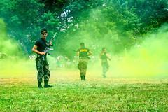 Dia de los militares (Wilmer Medina) Tags: militar show ampo fiestas pueblos