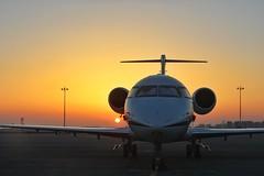 IMG_8272-01 (Benjamin Flrs) Tags: avión airplane sunset atardecer airport sky privatejet jet jetprivado telaviv bengurionairport
